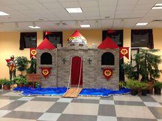 Kingdom Rocks VBS 2013 DIY castle