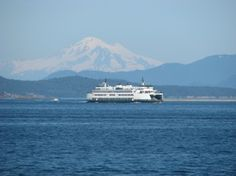 Take a ferry through the San Juan Islands to Vancouver Island, British Columbia. Vacation Destinations, Vacation Trips, Vacations, Pacific Coast, Pacific Northwest, Great Places, Places To See, Anacortes Washington, Victoria Vancouver Island