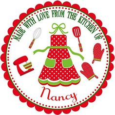 awesome 40 Personalized Christmas LABELS Party Favors Holiday STICKERS Christmas Baking Food Labels SIZE OF CHOICE Handmade 2017 Check more at http://ladiesshop.top/product/40-personalized-christmas-labels-party-favors-holiday-stickers-christmas-baking-food-labels-size-of-choice-handmade-2017/