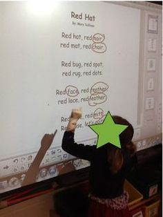 Poem Notebooks used to Practice Fluency in First Grade-{FREE} poems and daily schedule included in blog post.