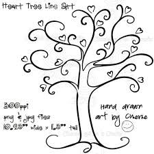 cute tree drawing - Google Search
