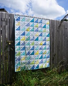 SCHNIG SCHNAG - Quilts and more: Babydecke {Quick Babyquilt}