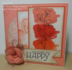Dexterous Designs: Stampin' Up! Uk - Pinkies Spring / Summer Catalogue Blog Hop