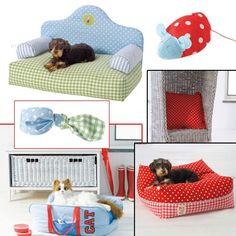 Burda complementos: accesorios mascotas BU7337