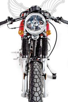 sr250 cafe racer – lunacy   garage project motorcycles