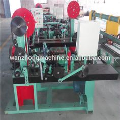 China new products razor barbed wire machine/barbed wire machine germany