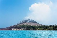 The Son of Mount Krakatau...