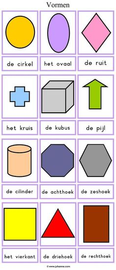 Primary Maths, Primary School, Learn Dutch, Dutch Language, Math Numbers, Home Schooling, English Words, Kids Education, Preschool Activities