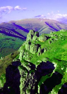 Midžor mountain ,Serbia: - a beautiful physical feature of Serbia