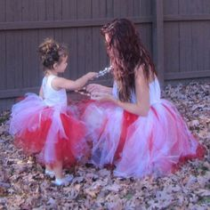 Mommy and Me Matching Tutu Set – Everything For Your Baby Girl