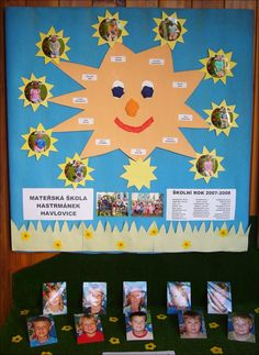 Birthday Charts, School Themes, Preschool Art, Art Activities, Classroom Decor, Frame, Crafts, Class Room, Decorations