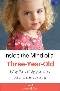 Toddler defiance is often a reflection of an immature brain. Four ways to help parents bridge the gap in a 3-year-old's brain between knowing and doing.