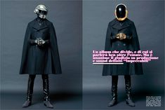 Daft Punk - Vogue.it