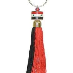 Iraq Mini Small Flag Ring Tassel * Find out more about the great product at the image link. (This is an affiliate link) #SportsOutdoorPlay