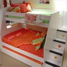 camas y literas infantiles