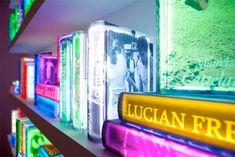 Electric Bookcase by Airan Kang (3 pics + video) - My Modern Metropolis