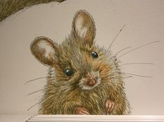 WOOD MOUSE BY JONCAMBEUL on deviantART
