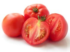 Food Hacks - Keep tomatoes out of the fridge.  Tomatoes release gases, so keeping them in the fridge will cause them to lose texture, moisture and taste.