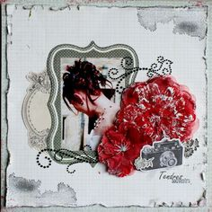 A Project by alolette from our Scrapbooking Gallery originally submitted 11/30/11 at 08:17 AM