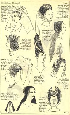 Peinados de la epoca