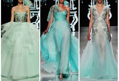 People will stare. Make it worth their while → Abed Mahfouz Haute Couture | S/S '12