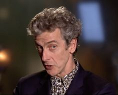 Blogtor Who: Doctor Who Series 9 interview: Peter Capaldi