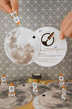 invitation-anniversaire-astronaute