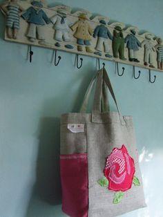 Very Pretty Handmade Bag