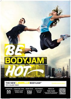 BODYJAM® is the cardio workout where you are free to enjoy the sensation of dance. Get BODYJAM hot at Gold's Gym RVA! #goldsgym #gym #lesmills #workout