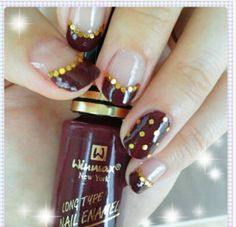 dot glitters deco Glitters, Nail Polish, Dots, Nails, Stitches, Finger Nails, Ongles, Nail Polishes, Polish
