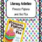 Princess Pigtoria and the Pea by Pamela Duncan Edwards is a great book to share with your students because of its repeating P words and colorful ...
