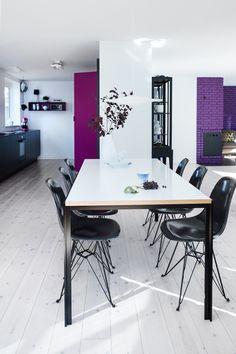 Spisestue #RUM4 interior design snedkeri ideas ideer architecture arkitektur indretning bolig boligindretning køkken køkkeninspiration køkkenprojekt wood woodwork interiordesign  transformation renovering ombygning