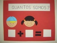 Recursos educativos: PASAR LISTA Y LOS PRIMEROS PROBLEMAS DE SUMA.
