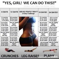 Quick Workout building up as time goes by yes 2015 going to do this! Who is with me!