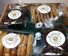 Halloween gifts gluten free mothers day corporate gifts cookies brownies bakery box negle Images