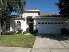 8158 Fan Palm Way, Kissimmee FL is a 4 Bed / 3 Bath vacation home in Windsor Palms Resort near Walt Disney World Resort