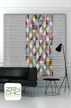 6f62a7b60014 212 Best Quilts- Zen Chic images in 2019