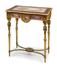 Fine Furniture, Antique Furniture, Small Tables, Louis Xvi, Vanity Bench, Art Decor, Home Decor, French Antiques, Entryway Tables