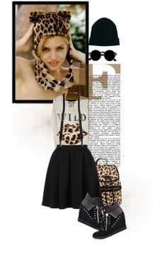"""Print Me"" by twiluv18 ❤ liked on Polyvore"