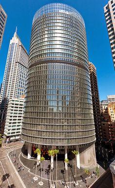 1 Bligh Street, the skyscraper in Sydney