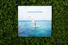 Summertime book by Joanne Dugan makes an awesome hostess gift to commemorate a great weekend stay