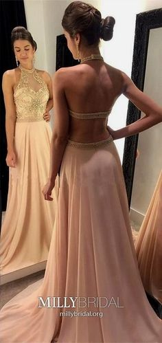 Let our style consultants assist you, or more commonly surf this number of designer prom evening wear. That involves promenade long dresses that are caused by the top-rated school formal gown couturiers. #Graduationdresses #promdresses