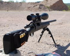 Remington 700P LTR