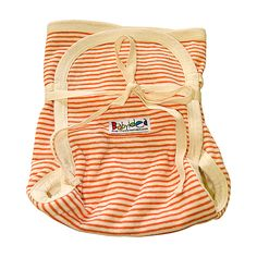 MaMidea: Kestovaipat - Sisävaipat - Muotoonommellut sisävaipat - Babyidea Hemp Hour Strap Diaper