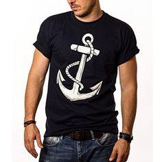 $18.95 + $7.90 shippingMakaya Men's Anchor T-Shirt Navy Blue Size XL MAKAYA http://www.amazon.com/dp/B00LNFG91K/ref=cm_sw_r_pi_dp_k8rlvb18JQAFJ