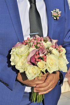 Νυφική ανθοδέσμη Floral Tie, Floral Wreath, Wreaths, Pink, Decor, Fashion, Knight, Moda, Flower Crowns