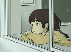 Drawing Aesthetic Anime 64 New Ideas Art Anime Fille, Anime Art Girl, Aesthetic Art, Aesthetic Anime, Japon Illustration, Sad Art, Sad Anime, Anime Scenery, Cartoon Wallpaper