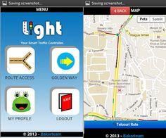 Smart Traffic Controller - Aplikasi Pemantau Macet di Indonesia