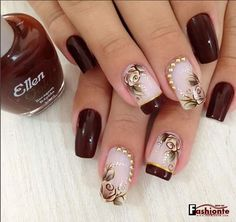 25 SUPER COOL IDEAS TO DESIGN YOUR NAILS | Fashionte