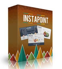 InstaPoint PowerPoint Templates for Professional Powerpoint Presentations. 200 animated slides in 10 different color schemes. The last Powerpoint templates you will ever need! Professional Powerpoint Presentation, Professional Powerpoint Templates, Presentation Slides, Business Presentation, Internet Marketing, Social Media Marketing, Light In The Dark, Brand Names